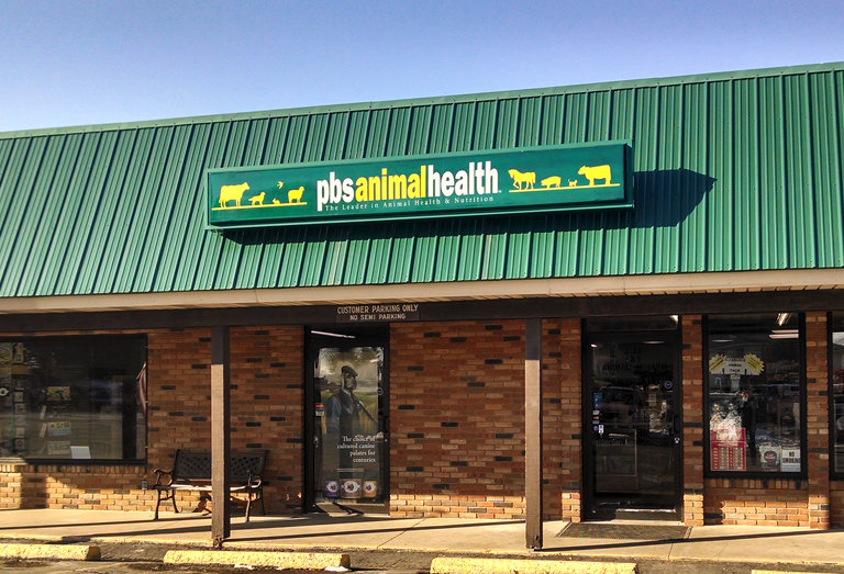 Wooster Store - PBS Animal Health