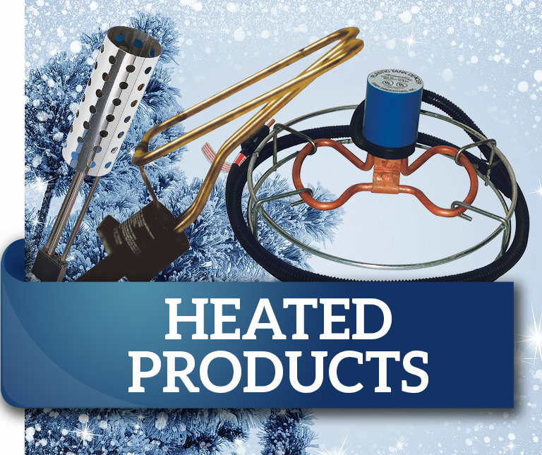 Heated Products