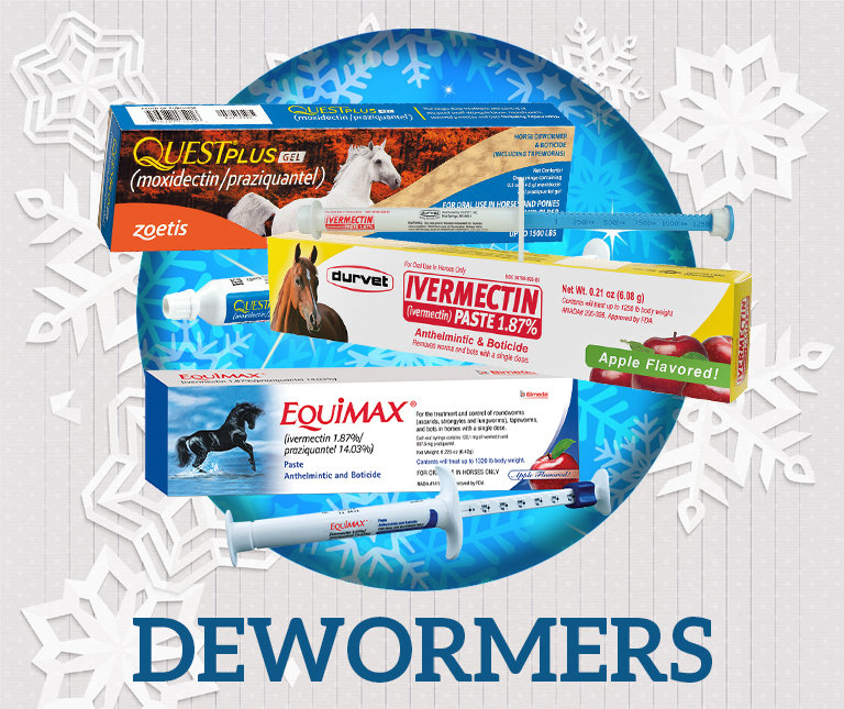 Horse Dewormers