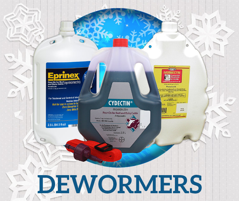 Dewormers