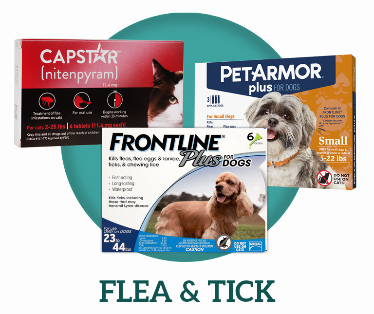 Flea and Tick for Pets