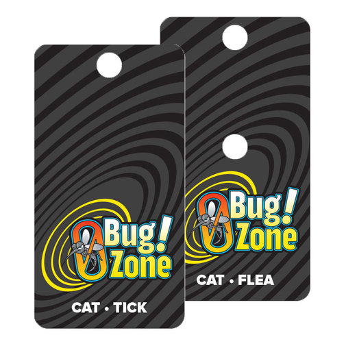 View larger image of 0Bug Zone Flea and Tick Repelling Barrier for Cats