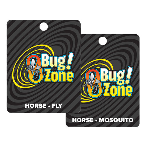 View larger image of 0Bug Zone Fly and Mosquito Repelling Barrier for Horses