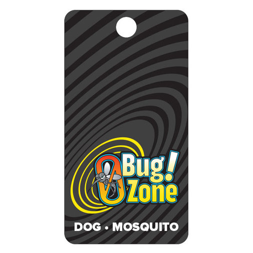 View larger image of 0Bug Zone Mosquito Repelling Barrier for Dogs