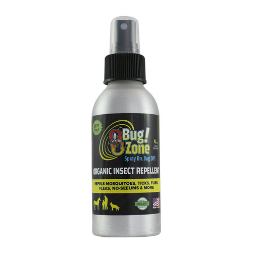 View larger image of 0Bug Zone Organic Insect Repellent Spray