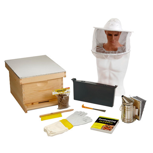 View larger image of 10-Frame Beginner Hive Kit