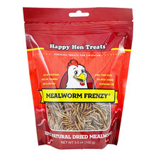 100% Mealworm Frenzy Treats for Chickens