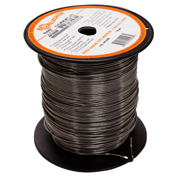 View Larger Image Of 14 Gauge Aluminum Wire