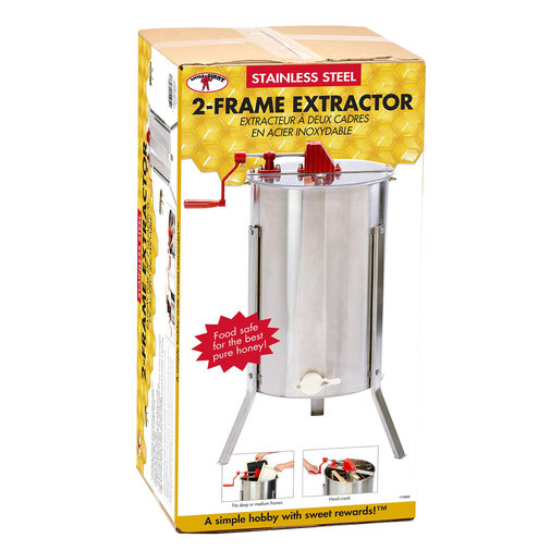 View larger image of 2-Frame Stainless Steel Extractor