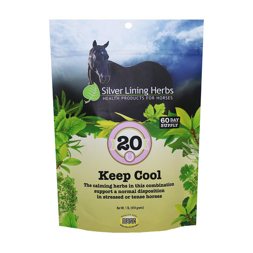View larger image of 20 Keep Cool Stress Support for Horses
