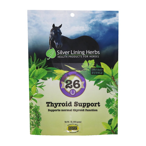View larger image of 26 Thyroid Support for Horses