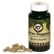 27 Liver Support Capsules for Dogs