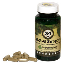 34 AL-R-G Allergy Support Capsules for Dogs