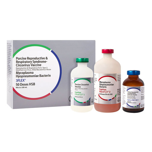 View larger image of 3FLEX Vaccine for Swine