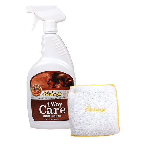 View larger image of 4 Way Care Leather Conditioner