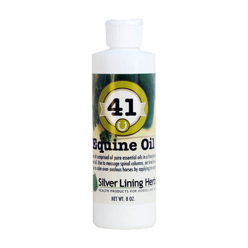 View larger image of 41 Equine Oil for Horses