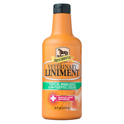 View larger image of Absorbine Veterinary Liniment Topical Analgesic