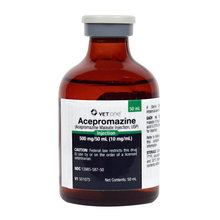 Acepromazine Maleate Injection Rx