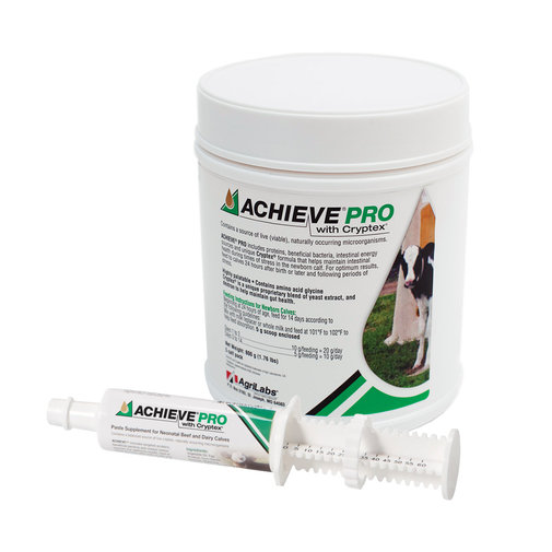 View larger image of Achieve Pro with Cryptex Calf Supplement