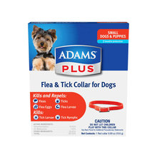 Adams Plus Flea & Tick Collar for Dogs