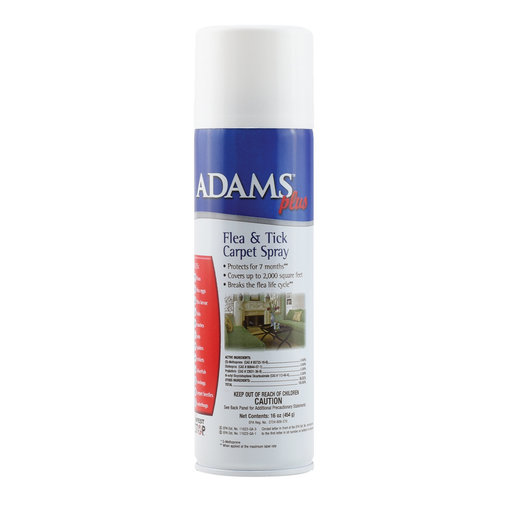 View larger image of Adams Plus Flea & Tick Carpet Spray