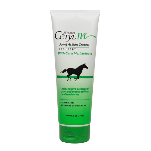 View larger image of Advanced Cetyl M Joint Action Formula Cream for Horses