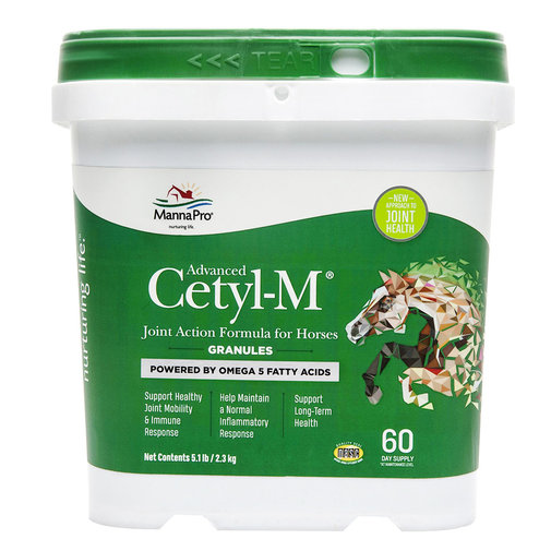 View larger image of Advanced Cetyl M Joint Action Formula for Horses