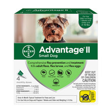 Advantage II Flea Treatment For Dogs