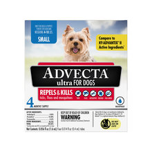 Advecta Ultra Flea and Tick Protection for Dogs
