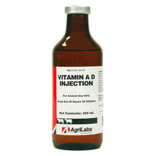 Vitamin A D Injectable for Cattle
