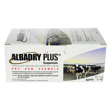 Albadry Plus Suspension Dry Cow Formula