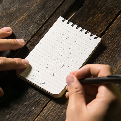 View larger image of All-Weather Pocket Notebook