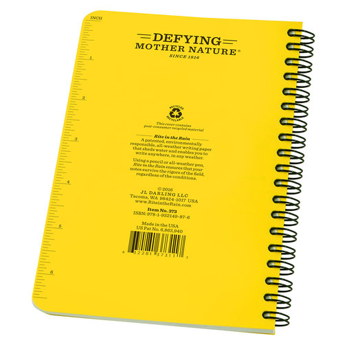 View larger image of All-Weather Spiral Notebook