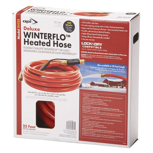 View larger image of Allied Winterflo Deluxe Heated Hose