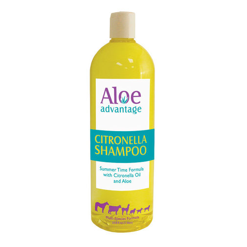 View larger image of Aloe Advantage Citronella Shampoo