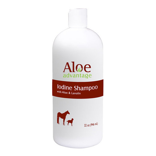 View larger image of Aloe Advantage Iodine Shampoo with Aloe & Lanolin