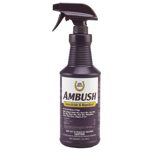 View larger image of Ambush Insecticide & Repellent for Horses