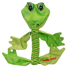 Animal Flathead Dog Toy
