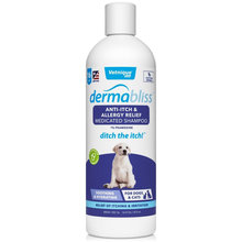 Anti-Itch & Allergy Relief Medicated Pet Shampoo