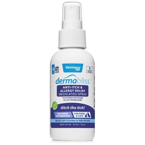 View larger image of Anti-Itch & Allergy Relief Medicated Spray for Pets