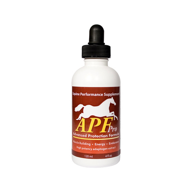 Auburn Laboratories Apf Pro Equine 120 Ml Bottle Livestock Supplies Animal Health & Veterinary