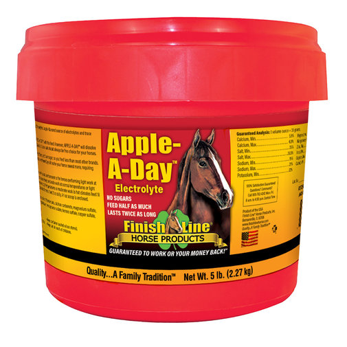 View larger image of Apple-A-Day Electrolyte for Horses