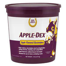 Apple-Dex Electrolytes for Horses