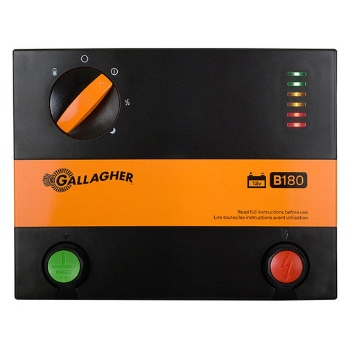 View larger image of B180 Multipower Energizer