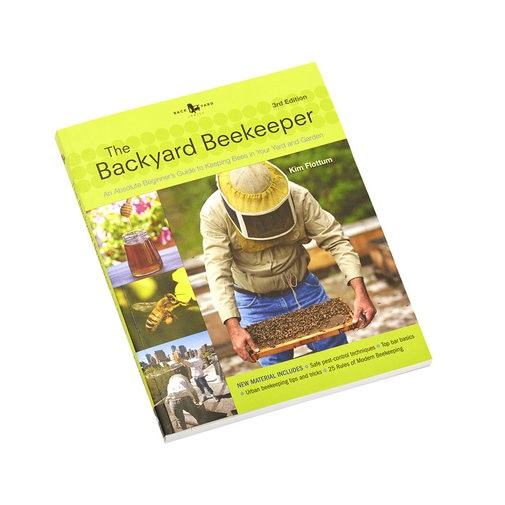 View larger image of Backyard Beekeeper 3rd Edition Book