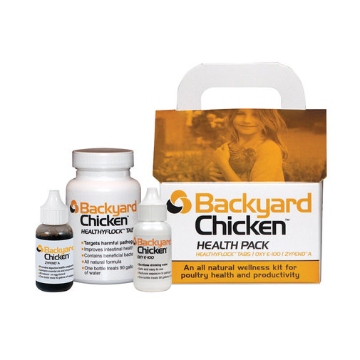 View larger image of Backyard Chicken Health Pack