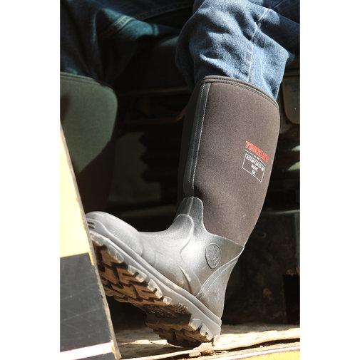 View larger image of Badger Knee Boots for Men and Women