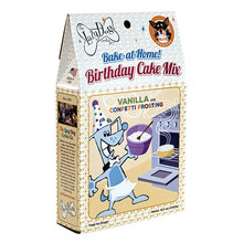 Bake-at-Home Birthday Cake Mix for Dogs