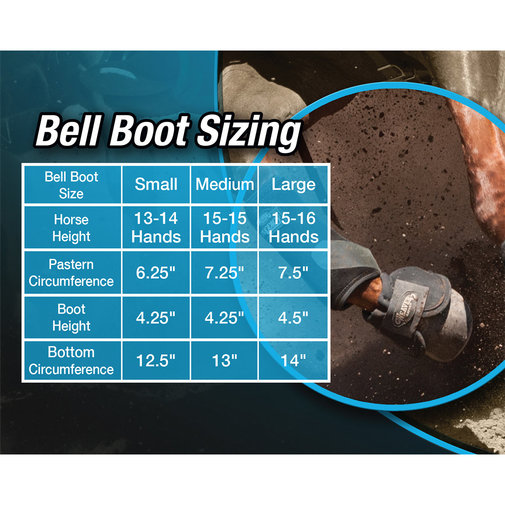 View larger image of Ballistic No-Turn Bell Boots