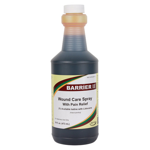 View larger image of Barrier II Wound Care Spray with Pain Relief